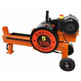 Cumpara ieftin Despicator de lemne cinetic ProGARDEN BT-EK5, 5 tone, monofazat, 1500 W, lungime bustean 37 cm