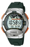 Cumpara ieftin Ceas Barbati CASIO SPORT COLLECTION Moon Phases, Tide Graph, Yacht Timer, 2 Time Zone, Alarm W-753-3A