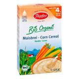 Cereale Bio cu porumb si morcov, de la 4 luni, 175g, Topfer