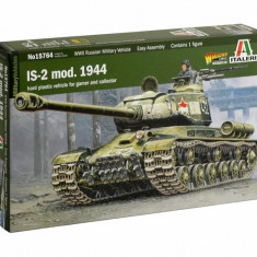 1:56 IS-2 mod. 1944 - with 1 figure 1:56