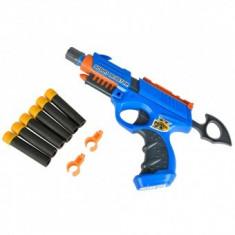 Jucarie copii 5+ ani Pistol X-Power Speed Blaster cu 6 proiectile