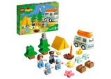 Cumpara ieftin Rulota de camping a familiei, LEGO
