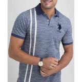 Tricou Polo US POLO ASSN Big Logo, L, S, Maneca scurta