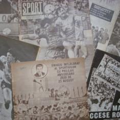 Revista Sport  nr.4-1989