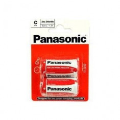 Baterie Panasonic C R14 Set Dou? Baterii
