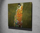 Tablou decorativ, Vega, Canvas 100 procente, lemn 100 procente, 45 x 45 cm, 265VGA1204, Multicolor