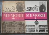 Al. Tzigara-Samurcaș - Memorii (vol. 1 + 2)