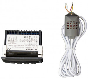 Controler temperatura umiditate termostat higrostat electronic incubator 220V