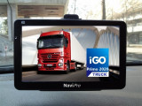 """NAVIGATII GPS 7"""" HD  2020,SPECIAL CAMION - Primo TRUCK, 256RAM, 16GB,845MHz,NOU."""