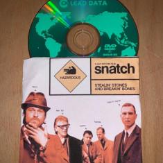 FILM DVD - Snatch, Romana