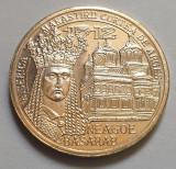 Monedă 50 bani 2012 Neagoe Basarab necirculata in capsulă