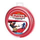 Banda adeziva Zuru Mayka Standard Medium - Rosu