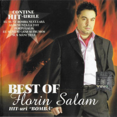 CD Florin Salam ‎– Best Of, original, manele