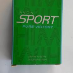 APA DE TOALETA   SPORT PURE VICTORY 50 ml - AVON