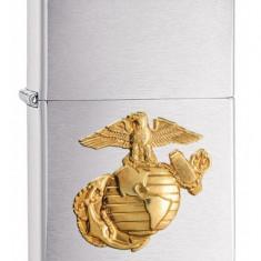 Cumpara ieftin Brichetă Zippo 280MAR Marines Crest