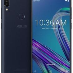 Telefon Mobil Asus ZenFone Max Pro M1 ZB602KL, Procesor Octa-Core 1.8GHz, IPS Capacitive touchscreen 5.99inch, 4GB RAM, 64GB Flash, Dual 13+5MP, Wi-Fi, Negru, 4 GB