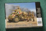 + Kit Masterbox 35144 - Italian military men, WWII +, MB