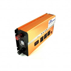 Invertor profesional 2500W 12V-220V 50Hz Pur sinusoidal