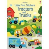 Little First Stickers Tractors and Trucks (Little First Stickers) - Hannah Watson