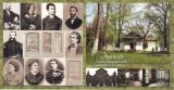 Carte postala CP BT047 Ipotesti - Casa memoriala e familiei Eminovici