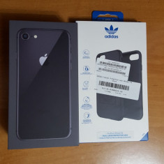 IPhone 8 Plus Orange 64GB Space Grey, Gri, Apple