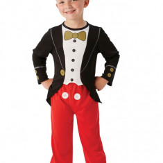 Costum clasic Mickey Mouse - S