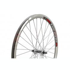 Roata Fata Bicicleta 26x1.50 - 1.75 - Aluminiu ( butuc cu rulmenti ) - Dubla