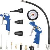 Cumpara ieftin Set accesorii aer comprimat Scheppach SCH7906100710, 12 piese