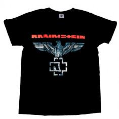 Tricou Rammstein - cruce de fier - vultur