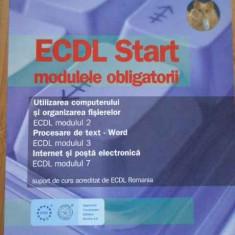 Ecdl Start Module Obligatorii 2,3,7 - Ana Dulu ,291699