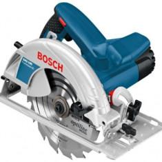Ferastrau circular Bosch Professional GKS 190, 1400 W, 5500 RPM, Panza 190 mm