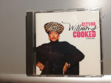 Alyson Williams - Cooked (1989/SONY/Austria) - CD ORIGINAL/Stare: ca Nou