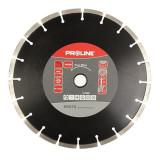Disc diamantat segmentat laser pentru beton Proline, 300 mm