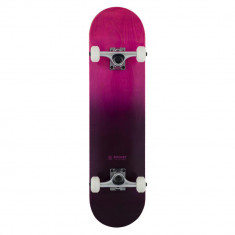 Skateboard Rocket Double Dipped Purple 7.75 inch
