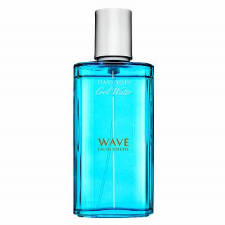 Davidoff Cool Water Wave Eau de Toilette pentru bărbați 75 ml foto