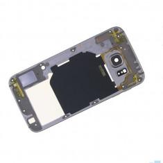 Mijloc Samsung Galaxy S6 SM G920 Dual Sim Gold