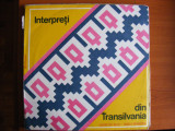 Disc Vinil Interpreti din Transilvania Lucretia Bizo Vasile Minecan EPE 02407