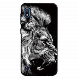 Cumpara ieftin Carcasa Husa Samsung Galaxy A10 model Lion roar, Antisoc + Folie sticla securizata Samsung Galaxy A10 Tempered Glass Viceversa