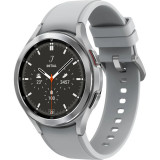 Smartwatch Galaxy Watch 4 Classic, 46 mm, Bluetooth, Stainless steel, Argintiu, Samsung