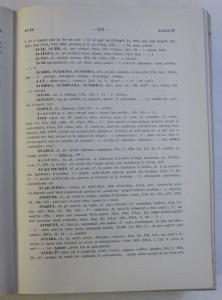 DICTIONARUL DIALECTULUI AROMAN GENERAL SI ETIMOLOGIC , EDITIA A DOUA AUGMENTATA de TACHE PAPAHAGI , 1974