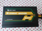 Sursa Sirtec - High Power Element BRONZE EP-500BR 500W., 500 Watt