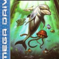 Joc SEGA Mega Drive ECCO Tides of time - A