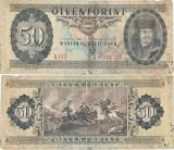 1983 ( 10 XI ) , 50 forint ( P-170f ) - Ungaria