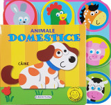 Pentru prichindei - animale domestice PlayLearn Toys