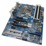 Placa de baza second hand workstation HP Z220 TOWER Socket 1155 655581-001 655842-001