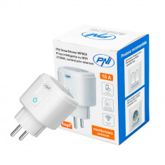Aproape nou: Priza inteligenta PNI SmartHome WP800 WiFi control prin internet, App