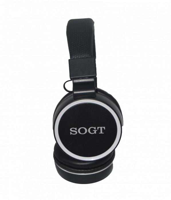 Casti SOGT On-Ear cu cablu detasabil