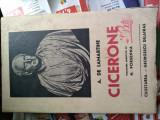 Cicerone, editie veche, interbelica