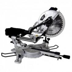 Fierastrau circular cu taiere la unghi Bass BS-4771, diametru disc 255mm, Laser, 1800W