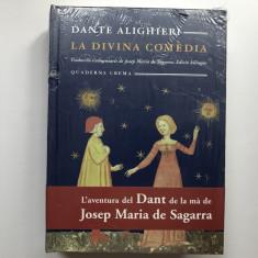 Carte in limba catalana: La divina comedia - Dante Alighieri